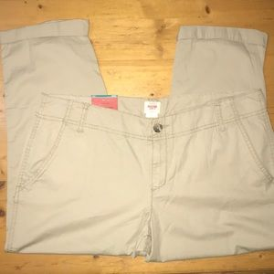 Mossimo Supply Co cropped pants 15